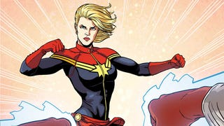 Illustration for article titled Captain marvel