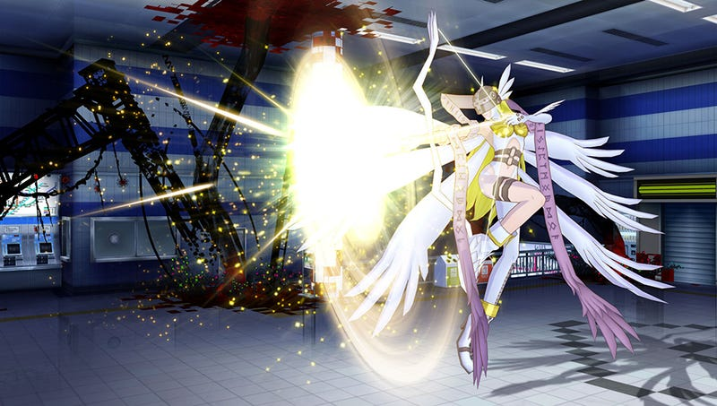 Illustration for article titled Digimon Cyber Sleuth Coming to West in 2016 For PSVita and PS4 [Updated]