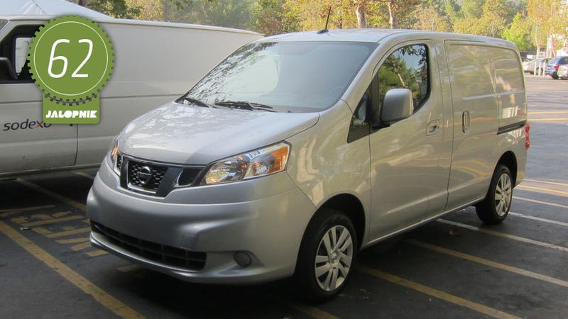 Nissan NV200 The Jalopnik Review