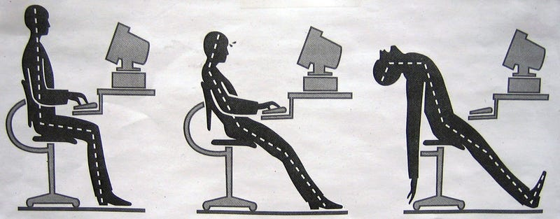ergonomy at work