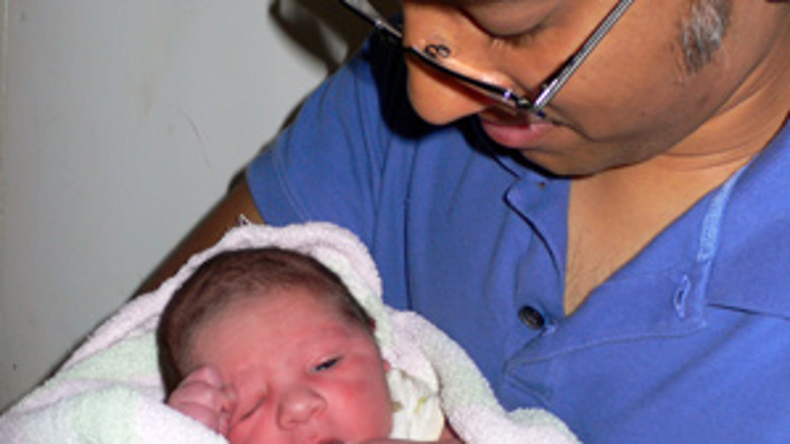 Its Genome Was Sequenced Last Year But >> This Baby May Be The First To Be Born With Its Genome Fully Sequenced