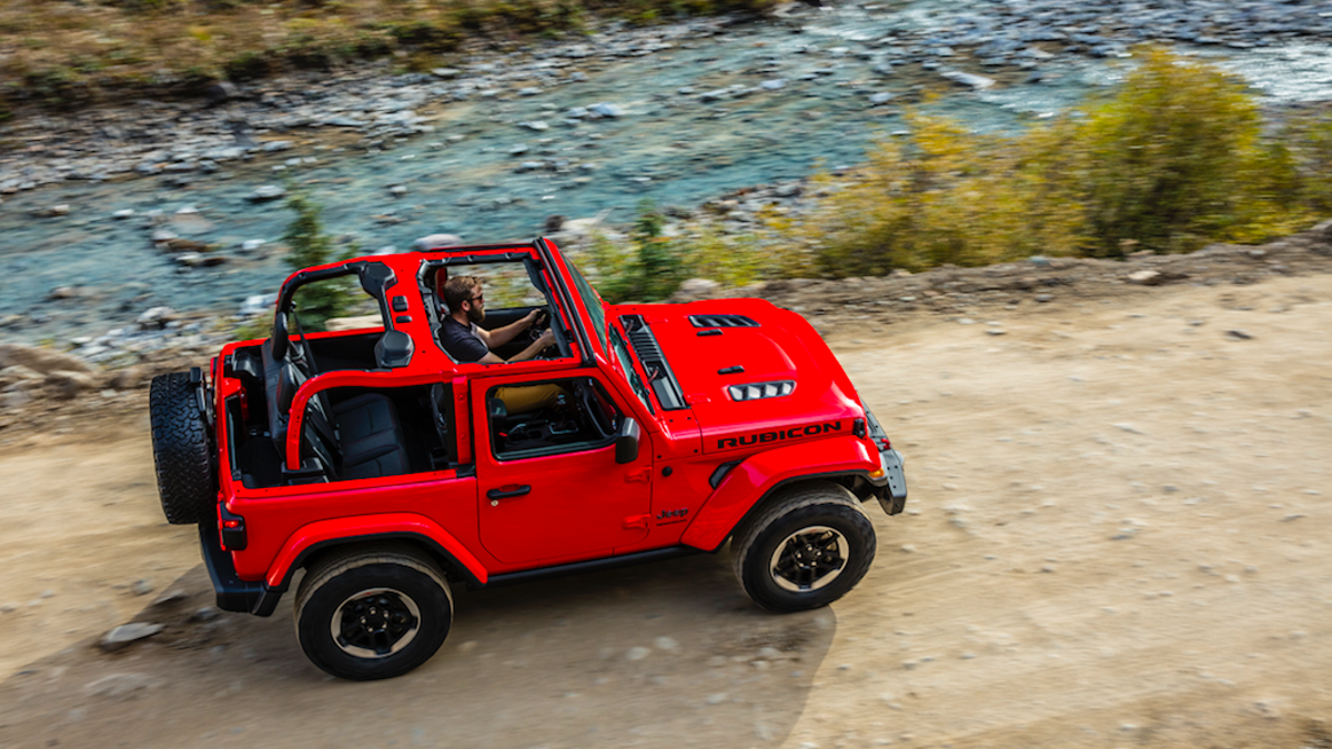 What It Was Like Keeping The New Jeep Wranglers Juiciest Secrets Quiet For Two Years