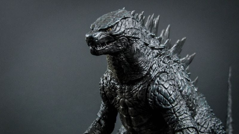 Illustration for article titled Like Godzilla? Got eight minutes? Watch his 2014 highlight reel.