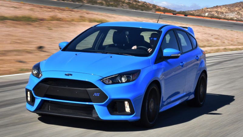 Illustration for article titled Ford Focus RS: The Ultimate Buyer's Guide