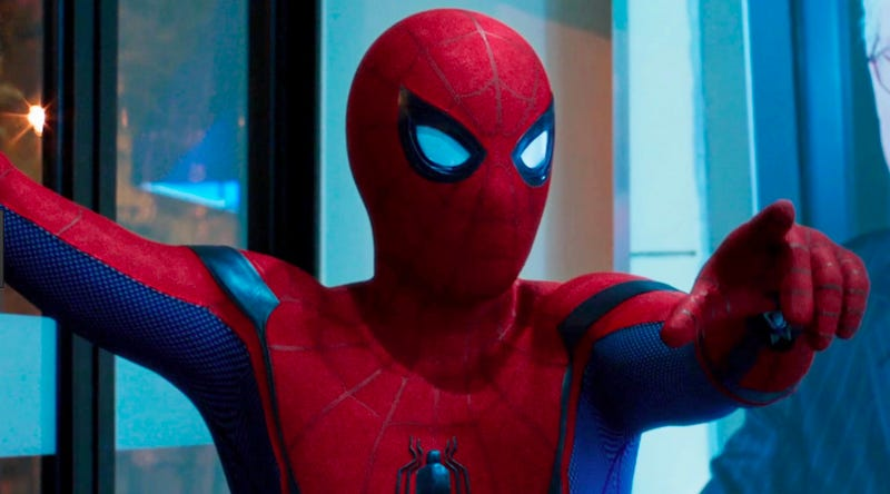 Spider-Man Homecoming opens July 7. Image: Sony