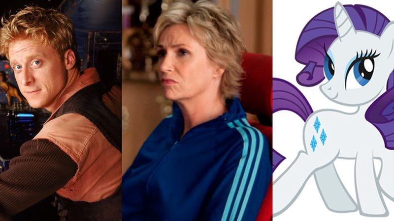 Illustration for article titled Jane Lynch and Alan Tudyk join the cast of Adult Swim's Team Unicorn pilot