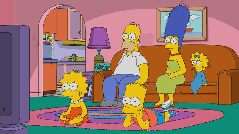 Illustration for article titled Al Jean still thinks The Simpsons should end in an eternal time loop