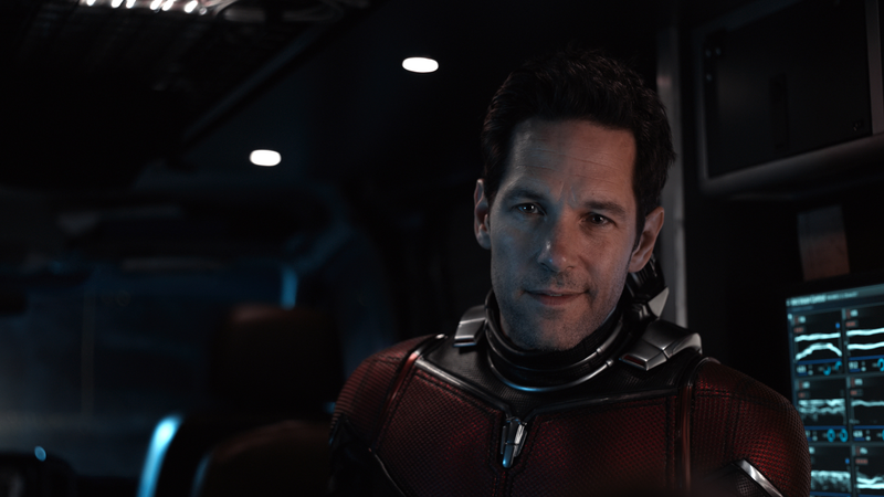 Scott Lang approves.