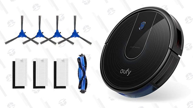 Save On Your Choice of Anker s Robotic Vacuums, or Refurbish One You Already Own