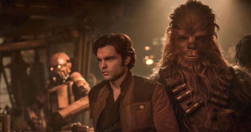 Illustration for article titled Esta es la escena que convenció a Disney de hacer Solo: A Star Wars Story