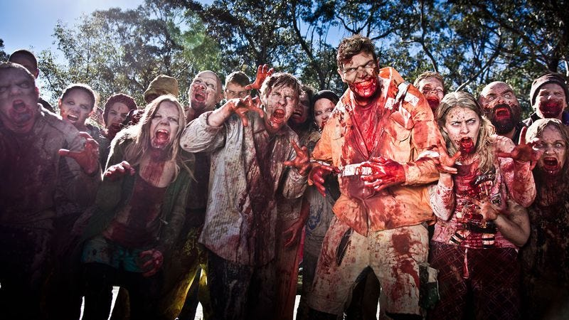 Illustration for article titled Aussie zombie flick Wyrmwood is dead on arrival
