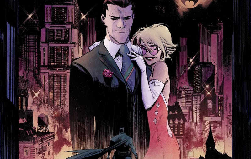 Illustration for article titled Batman: White KnightCreator Sean Murphy Explains the Joker's Plan to Save Gotham