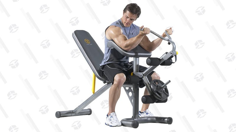Gold's Gym XRS 20 Olympic Workout Bench | $94 | Walmart