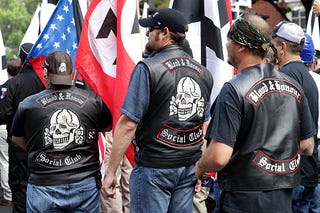 White supremacists in Charlottesville (Photo: Chip Somodevilla/Getty Images)