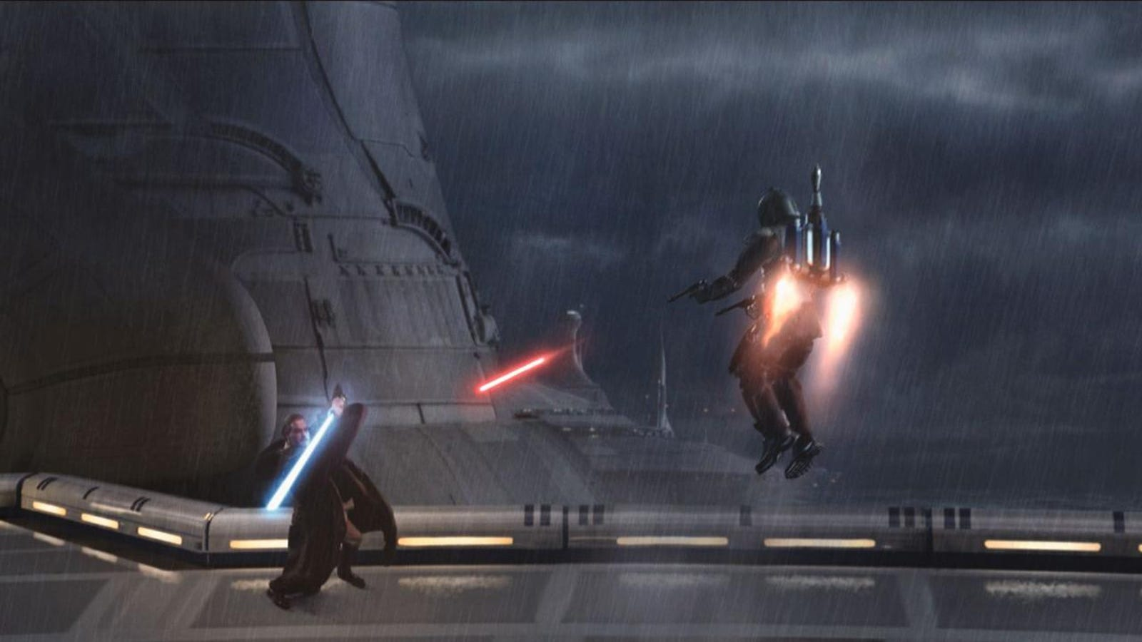 Attack of the Clones Is a Star Wars Wish-Fulfillment