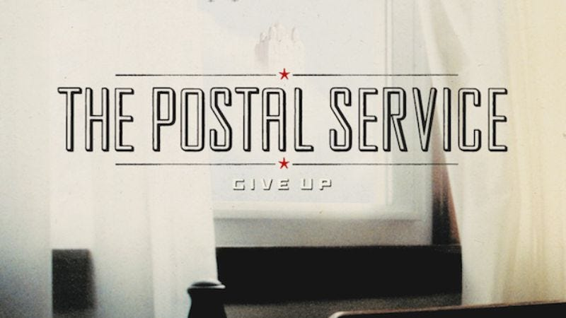 Illustration for article titled Watch The Postal Service totally deliver in this 40-minute set from 2003