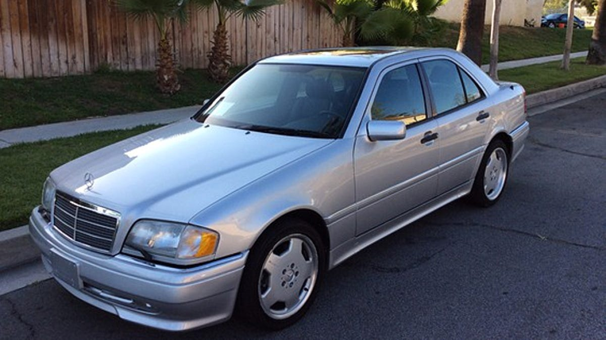 For $5,800, This 1995 Mercedes C36 AMG Could Take You Down To Tuner on 1997 mercedes 560sl, 1997 mercedes c320, 1997 mercedes s600, 1997 mercedes e320, 1997 mercedes cl500, 1997 mercedes s420, 1997 mercedes 500sel, 1997 mercedes 300e, 1997 mercedes c300, 1997 mercedes s500, 1997 mercedes e420, 1997 mercedes e300d, 1997 mercedes c230, 1997 mercedes c240, 1997 mercedes 300sl, 1997 mercedes sl600, 1997 mercedes ml320, 1997 mercedes 560sel, 1997 mercedes sl320, 1997 mercedes e430,
