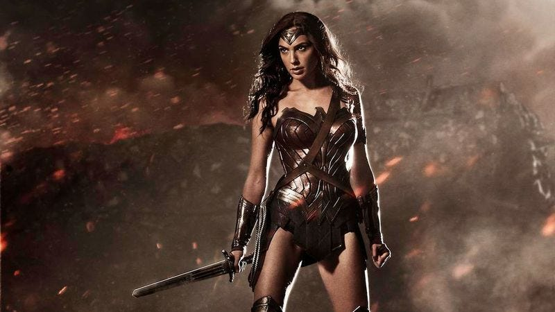 Illustration for article titled After a slow year, Warner Bros. threatens filmgoers with more superhero movies