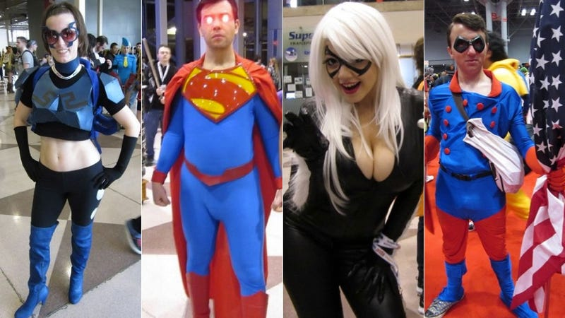 Illustration for article titled The Absolute Best Cosplay from New York Comic-Con 2012