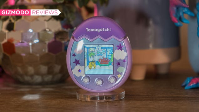 The New Tamagotchi Is a Welcome Escape From the Everyday Dread of Adulting