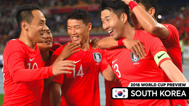 Illustration for article titled South Korea Are Overmatched, But At Least They Have A Superstar