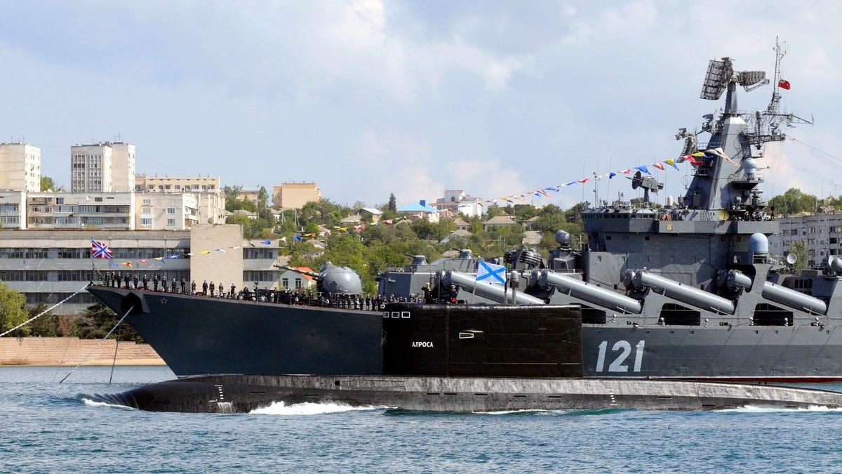 Putin's Game Of Battleship: The Black Sea Fleet And Why It Matters