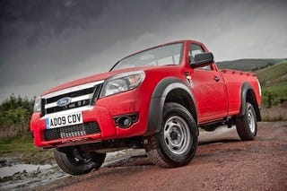 Illustration for article titled Ford Ka, New Ranger Pickup Won't Come To U.S.