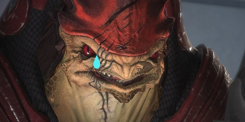 Illustration for article titled No More Bossing Ashley Or Wrex Around In Mass Effect 2 [Update]