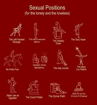 Sex positions for fat woman