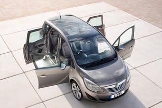 Illustration for article titled 2011 Vauxhall Meriva