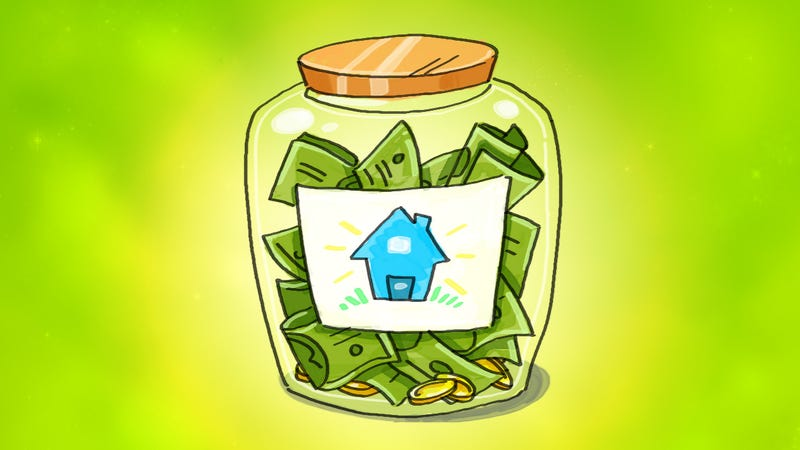 Illustration for article titled How to Start Saving for a Home Down Payment