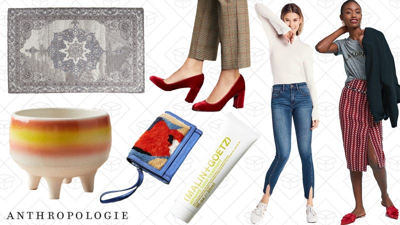 Extra 25% off sale items   Anthropologie