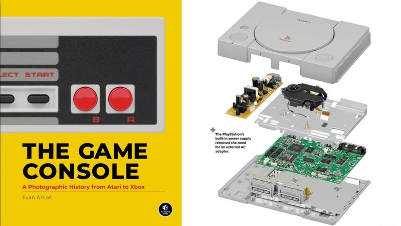 The Game Console: A Photographic History from Atari to Xbox | $17 | Amazon | Clip coupon on page