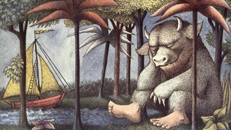 Illustration for article titled Maurice Sendak, Author of 'Where the Wild Things Are,' Dies at 83
