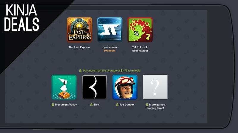 Illustration for article titled Today's Best App Deals: Humble Mobile Bundle, Over, and More