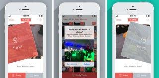 Illustration for article titled Flic, una aplicación increíble para organizar el carrete de fotos en iOS