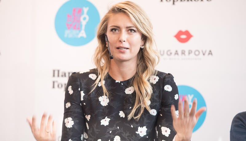 Sharapova agent blasts French Open critics