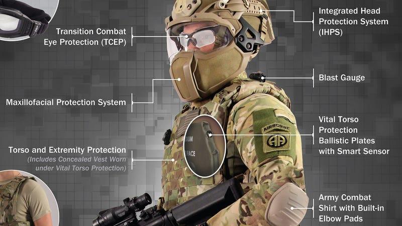 El nuevo equipo de combate del Pentágono se adapta por fin a las mujeres, y es impresionante