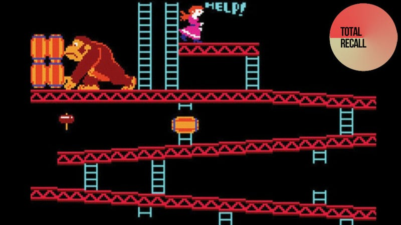 Illustration for article titled In 1983, Donkey Kong Nearly Died
