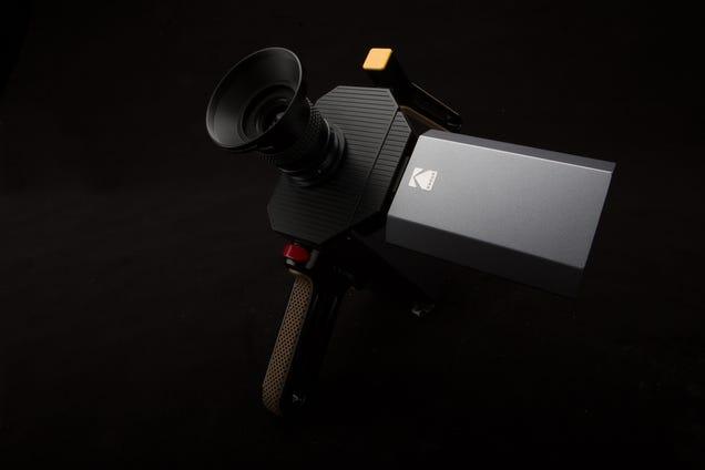 I m Sorry Kodak Wants How Much For Its New Super 8 Camera?