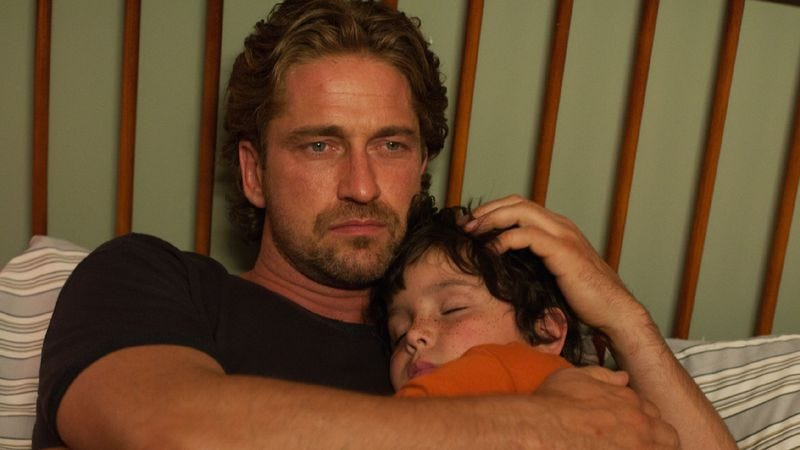 Illustration for article titled Weekend Box Office: Audiences unsure whether they can ever truly love Gerard Butler