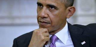 President Barack Obama (Jewel Samad/Getty Images)