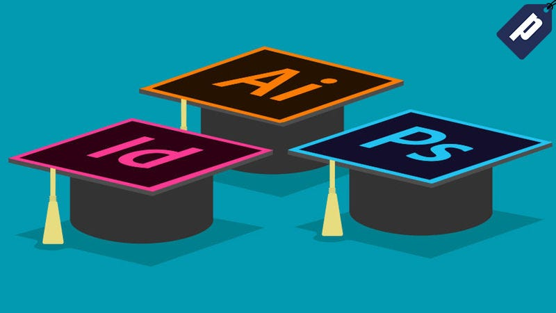 Illustration for article titled Get A Lifetime of Adobe Software Certification Training For Just $34