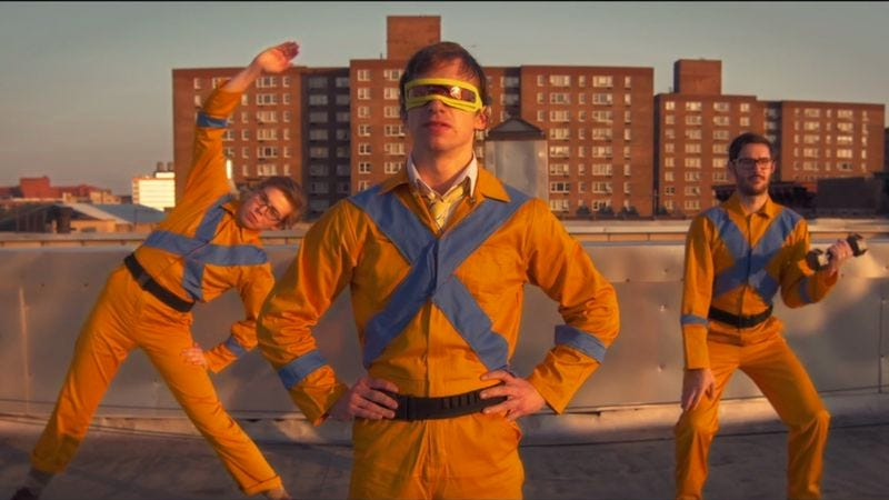 Illustration for article titled A Wes Anderson-directed X-Men would look just how you'd think it would