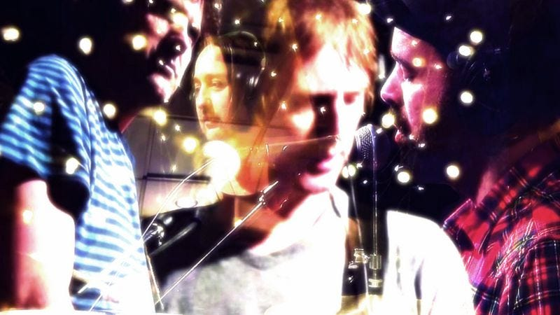 Illustration for article titled Swervedriver returns, almost entirely unchanged