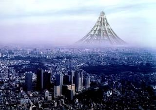 Illustration for article titled Japan Wants Man-Made Mt. Fuji Building To Be Tallest in the World