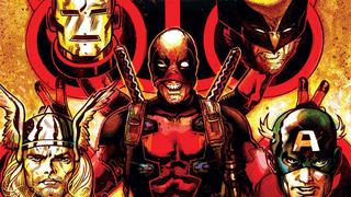 Illustration for article titled The Oddest, Goofiest Marvel Meta-Joke In Deadpool's Secret Secret Wars