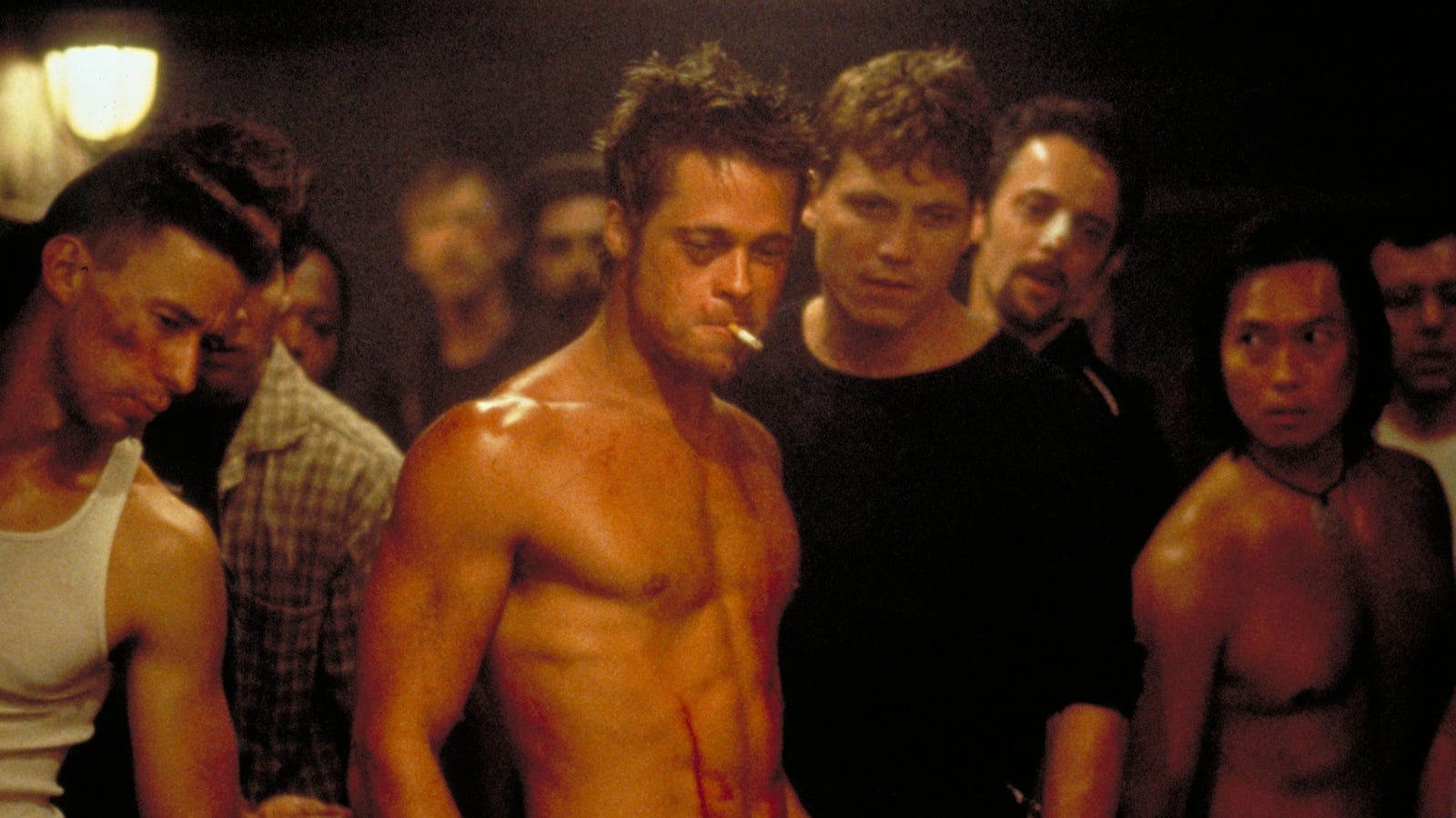 fight club a fantastic 15 year old film inspired by real fights