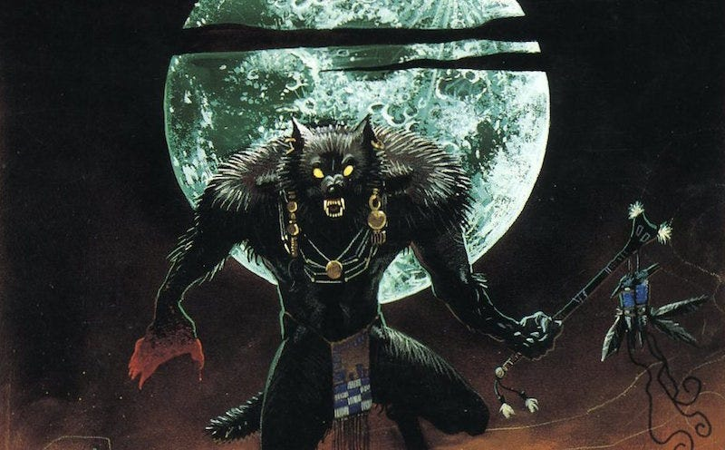 Illustration for article titled All 14 Werewolf Tribes of Werewolf: The Apocalypse, Ranked
