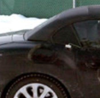 Illustration for article titled Spy Photos: BMW Z9, Hardtop?